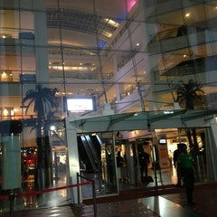 Photo taken at Atria Mall by Chandni S. on 10/10/2013