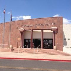 Photo taken at Scottsdale Municipal Court by Gabriel W. on 5/6/2013