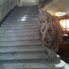 Photo taken at Grand Hotel Plaza by Sarah S. A. on 9/14/2012