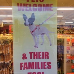 Photo taken at Pet Supermarket by Karl K. on 6/25/2013