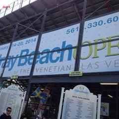 Photo taken at Delray Beach International Tennis Championships (ITC) by Karl K. on 2/22/2014