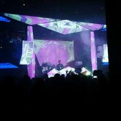 Photo taken at Palladium Nightclub by Yuri T. on 11/4/2013