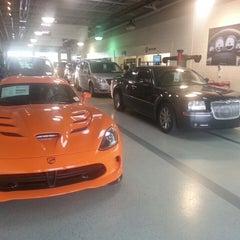 Photo taken at Southfield Chrysler Jeep Dodge Ram by Timothy C. on 5/17/2014