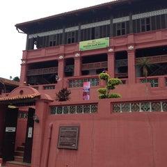 Photo taken at Melaka Islamic Museum by LACK L. on 1/17/2014