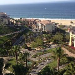 Photo taken at Pueblo Bonito Sunset Beach Resort & Spa by Lauren B. on 6/2/2013