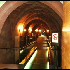 Photo taken at The John Rylands Library by Saravanan on 10/13/2012