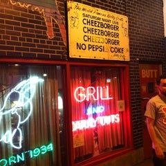 Photo taken at Billy Goat Tavern by Mark L. on 7/12/2013