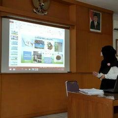 Photo taken at Fakultas Farmasi Universitas Pancasila by Boest S. on 5/28/2015