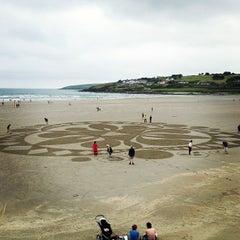 Photo taken at Inchydoney Beach by Celeste B. on 7/21/2013