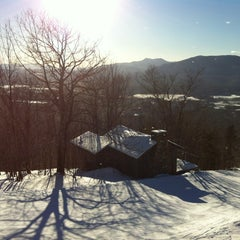 Photo taken at Cranmore Mountain Resort by Fresh S. on 1/19/2013