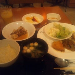 Photo taken at チサン イン 浅草 (Chisun Inn Asakusa) by kuroyon on 10/4/2012