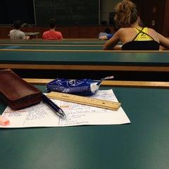 Das Foto wurde bei TU Wien Fakultät für Informatik von Yannick S. am 6/21/2013 aufgenommen