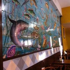 Photo taken at Alla Zíngara Restaurante by Waldyr D. on 5/8/2013