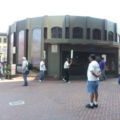 Photo taken at Downtown Berkeley BART Station by Stephanie M. on 8/3/2013