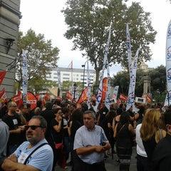 Photo taken at Banco de España by Sonia P. on 9/30/2013