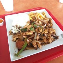 Photo taken at La Granja Restaurant by Scott F. on 1/17/2015