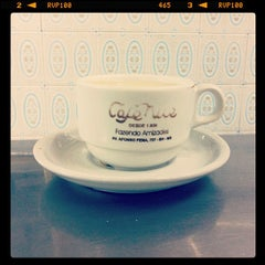 Photo taken at Café Nice by Luiz Henrique S. on 3/7/2013
