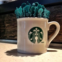 Photo taken at Starbucks by Jennifer H. on 6/27/2014