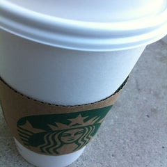 Photo taken at Starbucks by ruel on 7/9/2013