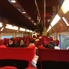 Photo taken at Gare SNCF de TGV Haute-Picardie by Maritza B. on 5/24/2013