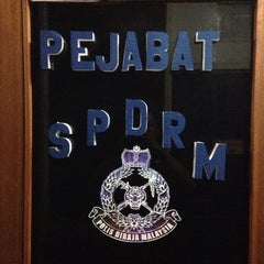 Photo taken at Ibu Pejabat Polis Daerah Klang Selatan by Rick L. on 11/28/2013