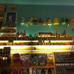 Photo taken at Toy Boat Dessert Cafe by Stefanie S. on 10/17/2012