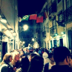 Photo taken at Bairro Alto by Bob F. on 9/30/2012