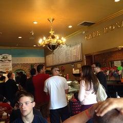 Photo taken at Cafe Rosalena by Lara W. on 8/16/2014