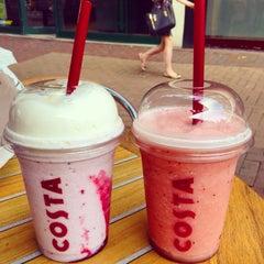 Photo taken at Costa Coffee by Necla Işık D. on 7/17/2014