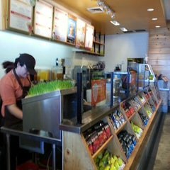 Photo taken at Jamba Juice by Andrew L. on 5/9/2013