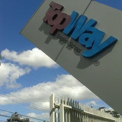 Photo taken at TopWay by Gustavo C. on 4/17/2013