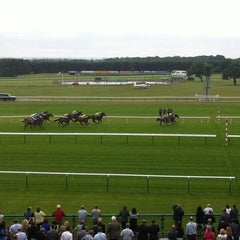 Photo taken at Haydock Park Racecourse by Kevin K. on 7/4/2013