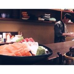 Photo taken at Senki Japanese Restaurant by bellestar on 8/16/2014