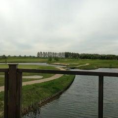 Photo taken at Golf en Countryclub Liemeer by Wing L. on 5/15/2013