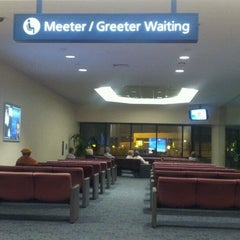 Photo taken at Palm Beach International Airport (PBI) by Rick N. on 12/6/2012