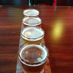 Photo taken at Fire Station 1 Restaurant & Brewing Co. by Brian H. on 6/12/2015