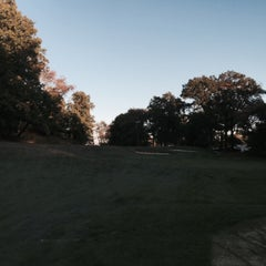 Photo taken at Galloping Hill Golf Course by Adrienne P. on 10/15/2015