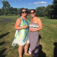 Photo taken at Galloping Hill Golf Course by Adrienne P. on 7/31/2015
