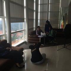 Photo taken at Menara Suruhanjaya Syarikat Malaysia (SSM) by Dd H. on 5/12/2015