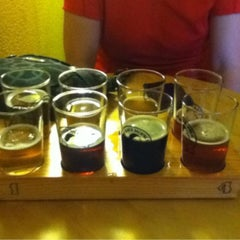 Photo taken at Big Beaver Brewing by John T. on 4/21/2013