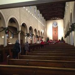Photo taken at Saint Joseph Cathedral by Rick B. on 12/23/2012