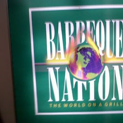 Photo taken at Barbeque Nation by Akshay A. on 5/17/2013