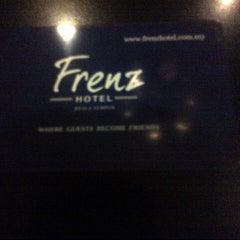 Photo taken at Frenz Hotel & ZamZam Restaurant by Nissa A. on 11/3/2012
