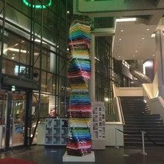 Photo taken at CinemaxX Potsdamer Platz by Katrin K. on 2/3/2013