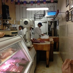 Photo taken at Florence Prime Meat Market by Matthew R. on 6/16/2013