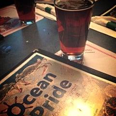 Photo taken at Ocean Pride Restaurant & Bar by Seaword on 12/1/2013
