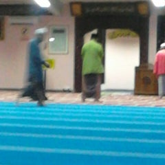 Photo taken at Masjid Taiping by Alif N. on 5/16/2013