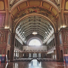 Photo taken at Royal Exhibition Building by ᶻᴬᶜ on 6/27/2013