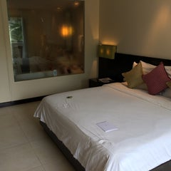 Photo taken at Apsaras Beach Resort And Spa Phang Nga by Mat W. on 9/27/2015