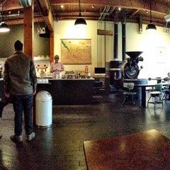 Photo taken at Heart Coffee Roasters by Dayn W. on 1/19/2013